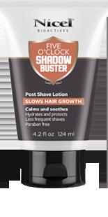 5 O'clock Shadow buster